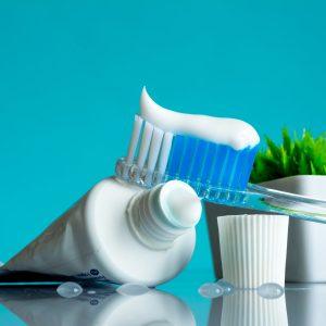 Zahnpflegelinie